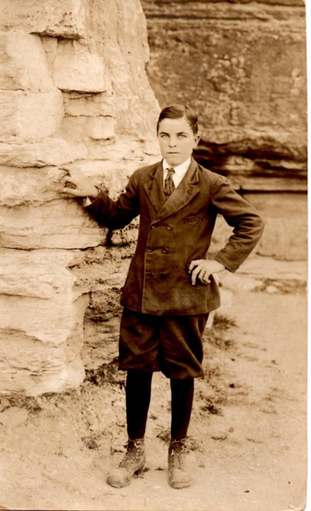 Milton Masters Eureka Springs Arkansas 1912