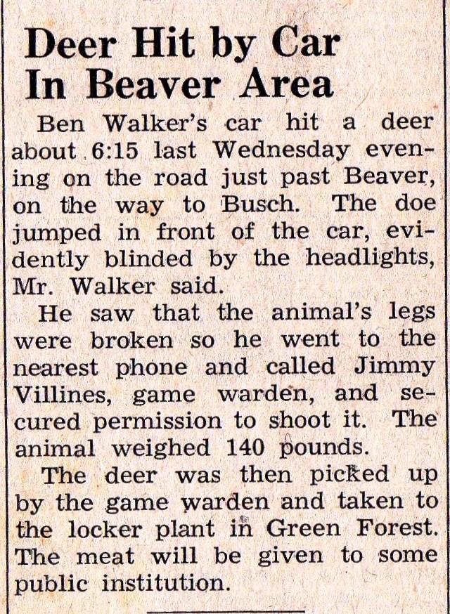 ESTE 11-12-1959 Ben Walker