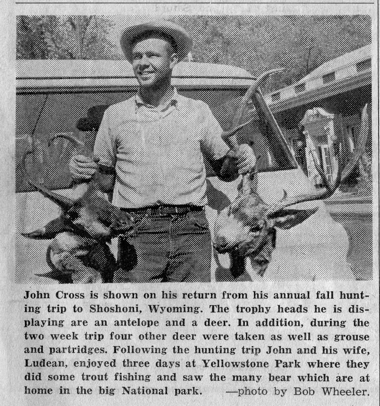 John Cross Eureka Springs Arkansas